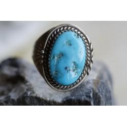Navajo Türkis Ring
