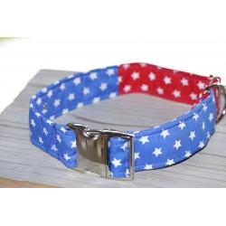 Hundehalsband  im USA Style