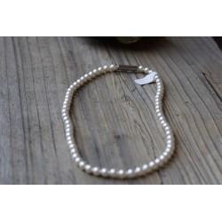 Perlenkette mit...